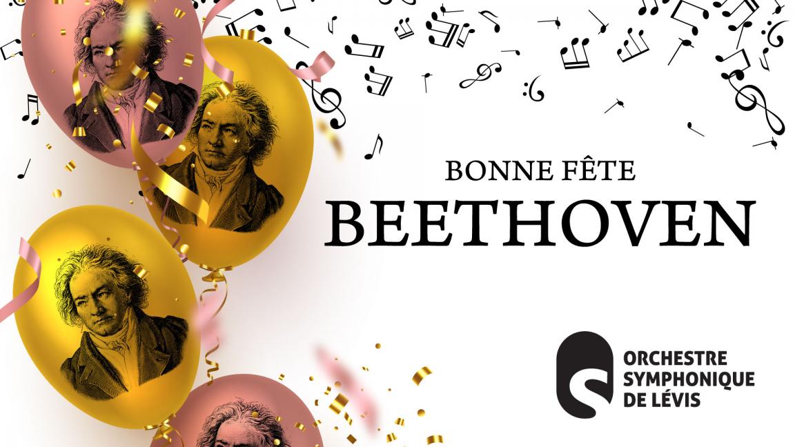 Bonne fête Beethoven!