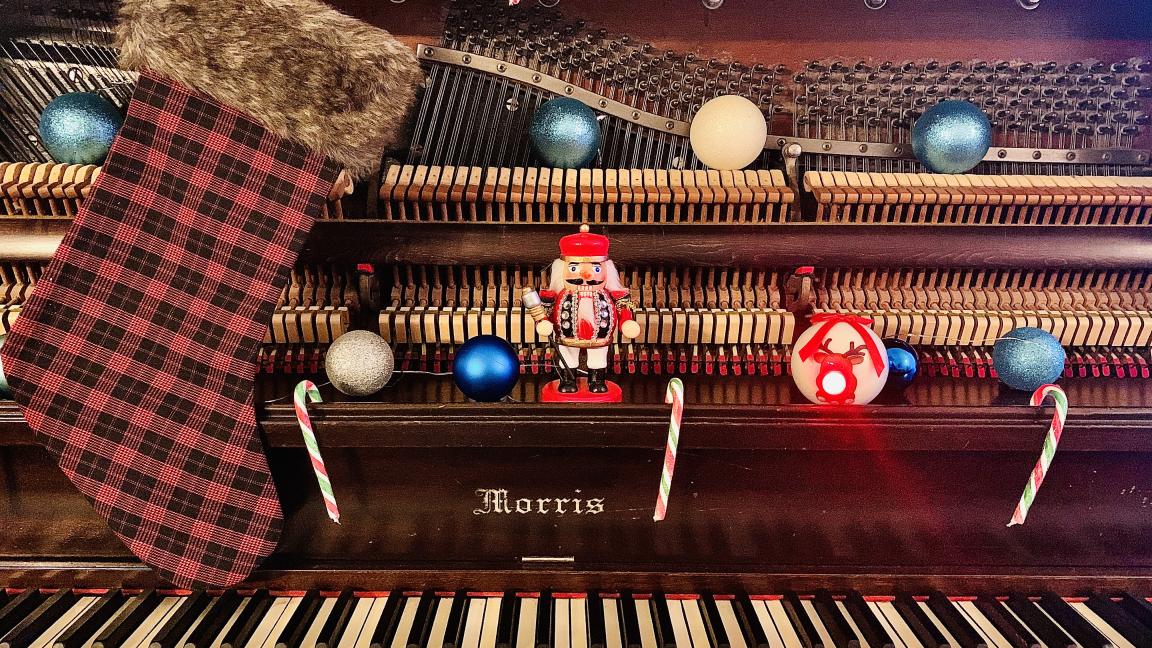 Noel à la maison