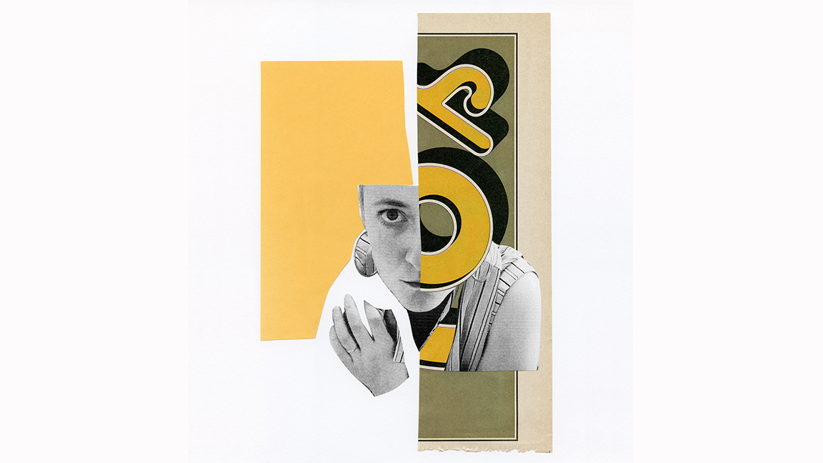 MARIN BLANC — UNE TOUNE, UN COLLAGE (BIS) [SPECTACLE-VERNISSAGE] #CCF18