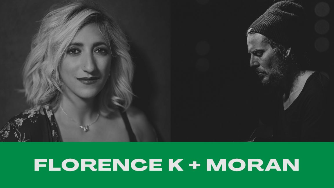 FLORENCE K + MORAN #CCF20