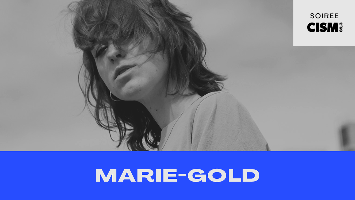 MARIE-GOLD | CCF20 - Concert virtuel