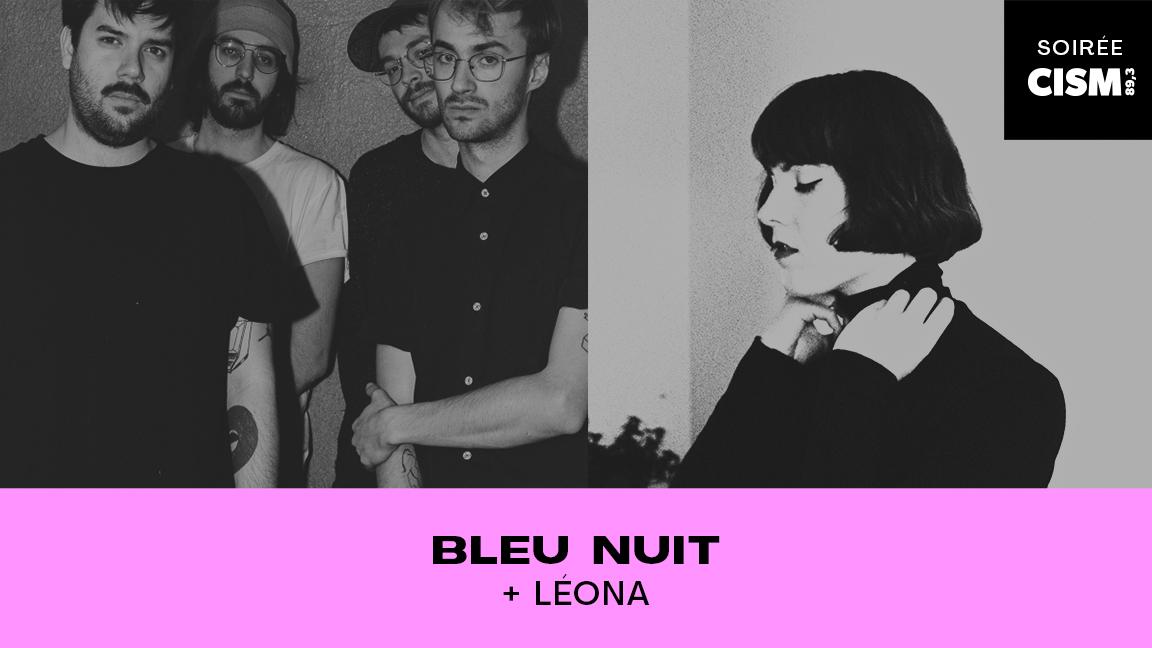 BLEU NUIT + LÉONA #CCF21