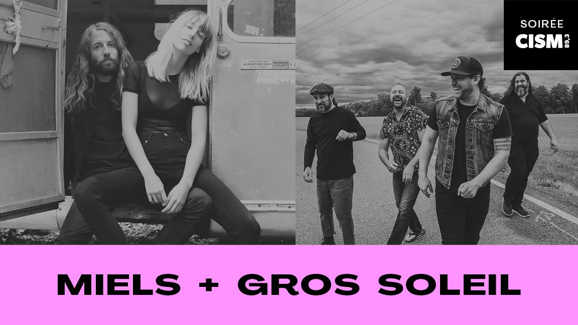 MIELS + GROS SOLEIL #CCF21