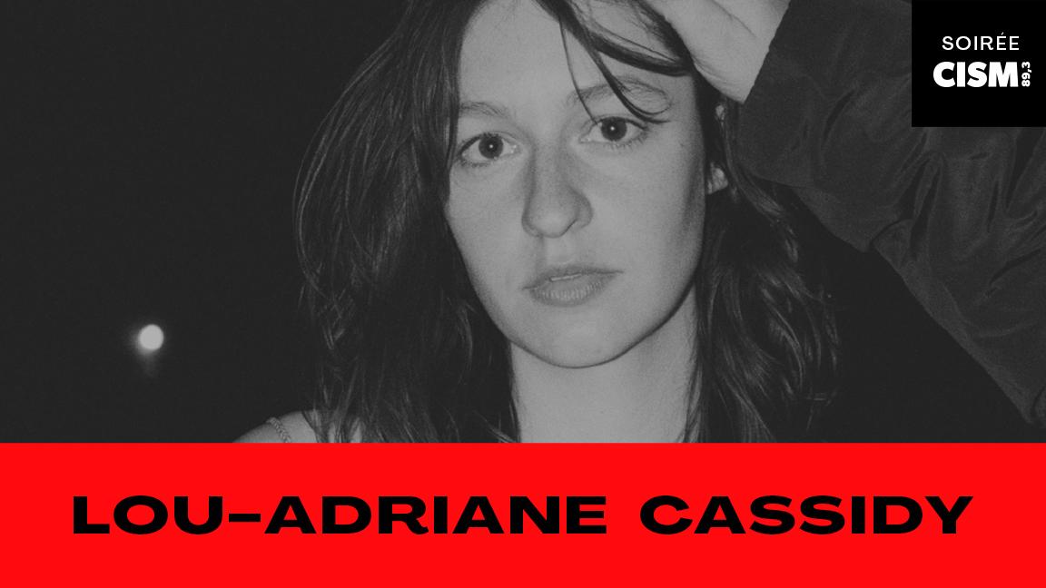 LOU-ADRIANE CASSIDY #CCF21