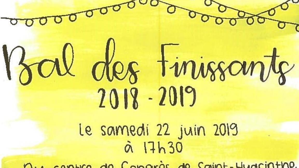 Bal des finissants 2019, École secondaire Ozias-Leduc