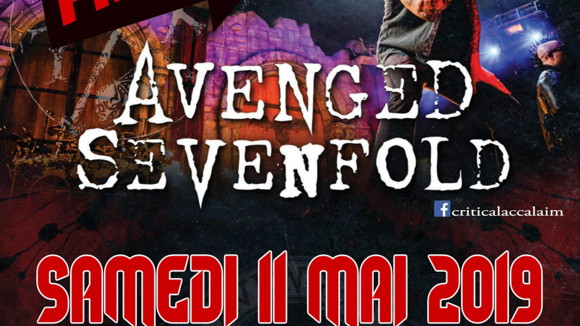 Critical Acclaim ( Hommage Avenged Sevenfold