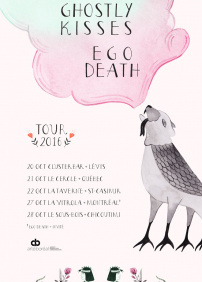 Ghostly Kisses + Ego Death