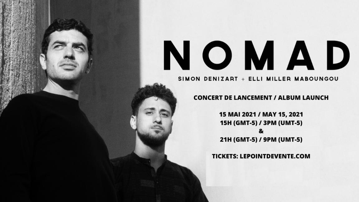 Simon Denizart presents NOMAD