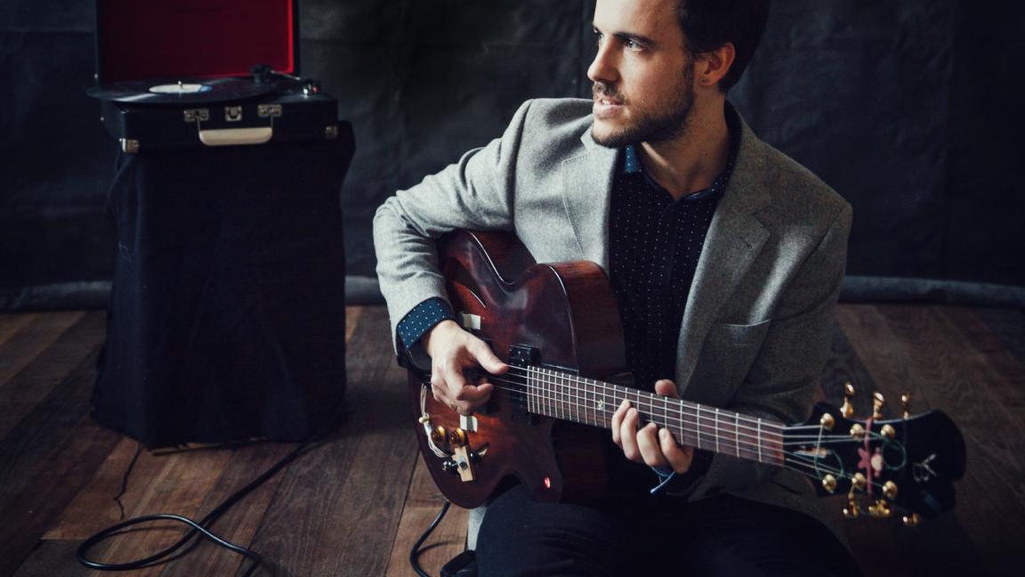 Gilad Hekselman Trio à Québec