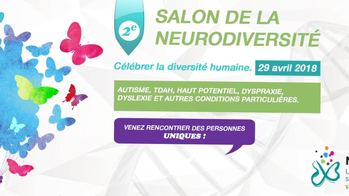Salon de la Neurodiversité
