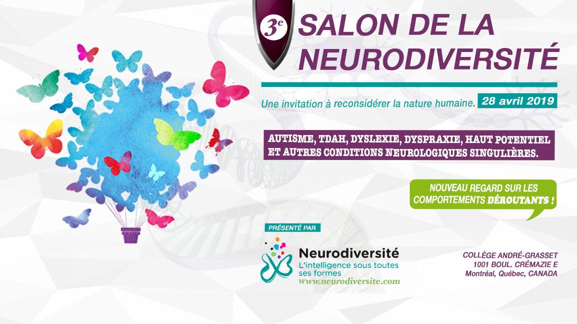 Salon de la Neurodiversité 3e édition