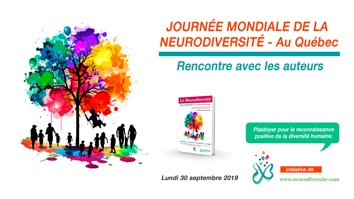 Journée Mondiale de la Neurodiversité