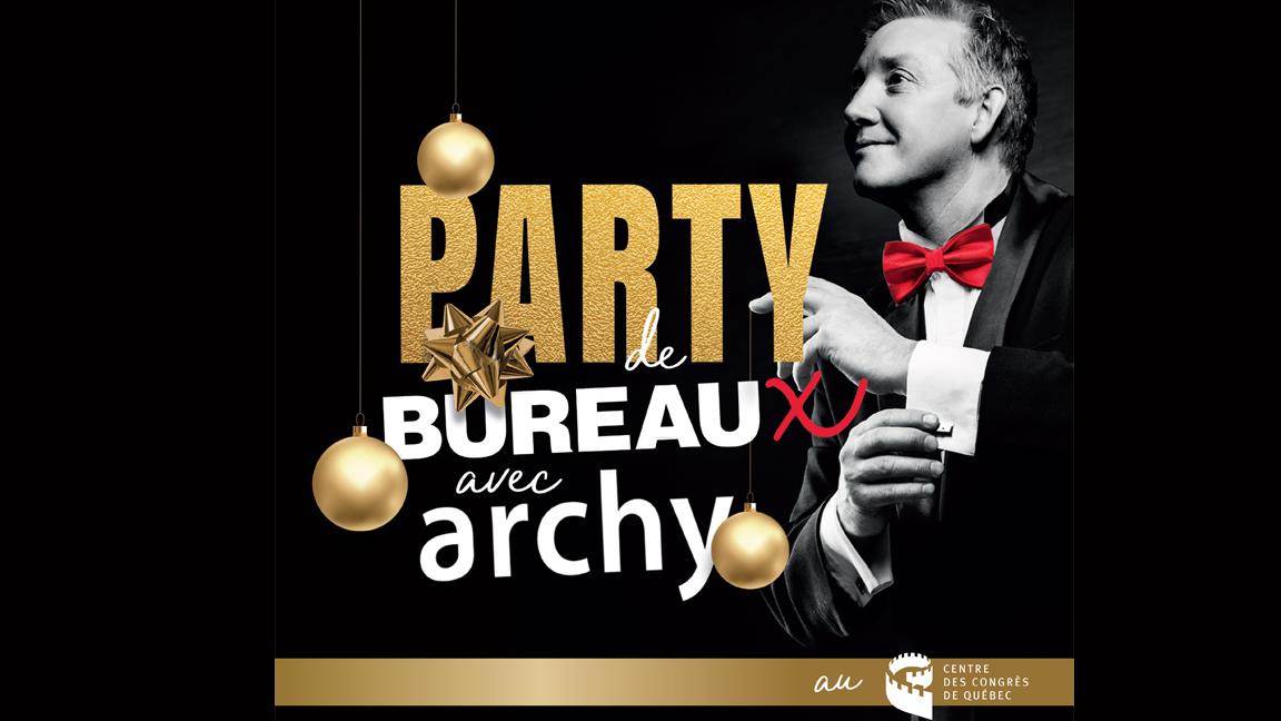 Party de bureauX avec Archy - 6 déc