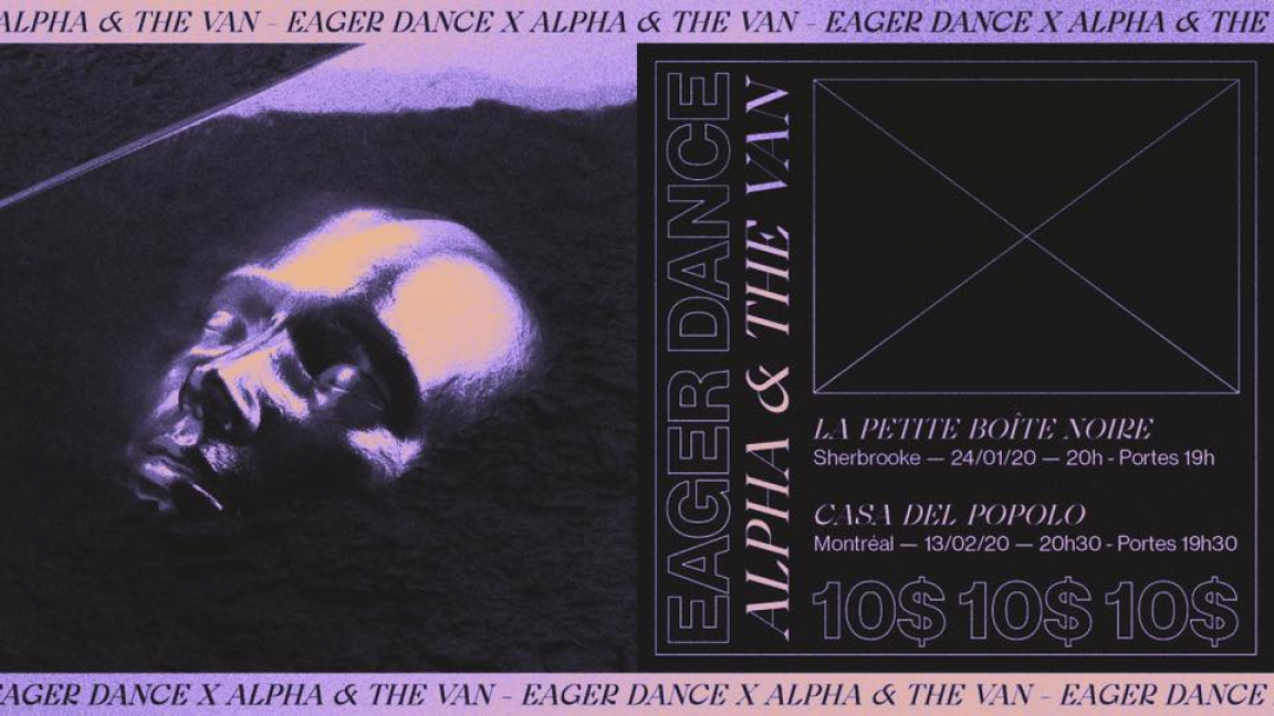 Eager Dance et Alpha & the Van