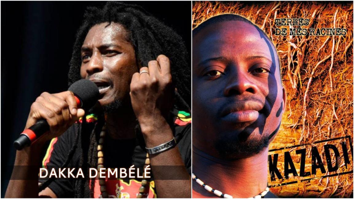 Dakka Dembélé + Kazadi