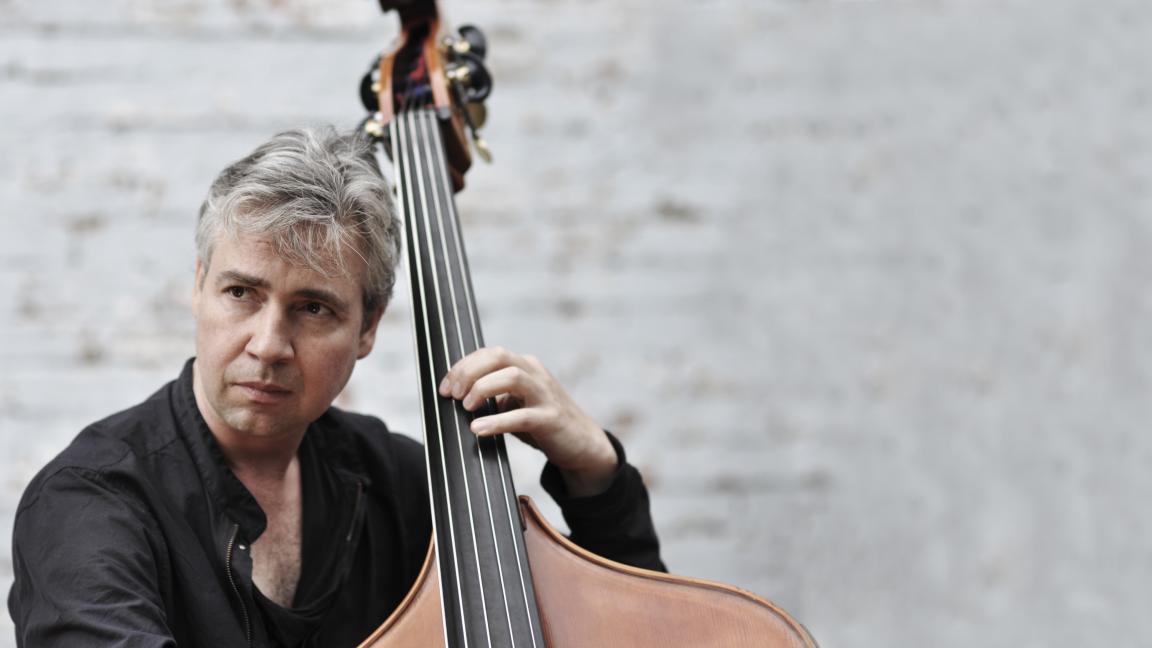 Frédéric Alarie (contrebasse solo)