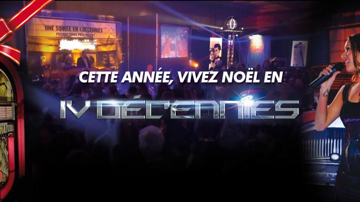 """Soirée """"Noël en IV Décennies"""" Section années 50"""