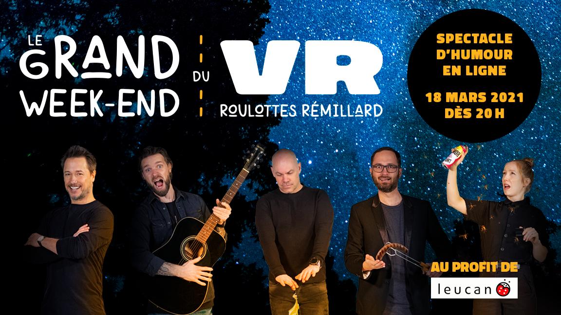 Le spectacle du grand week-end du VR Rémillard