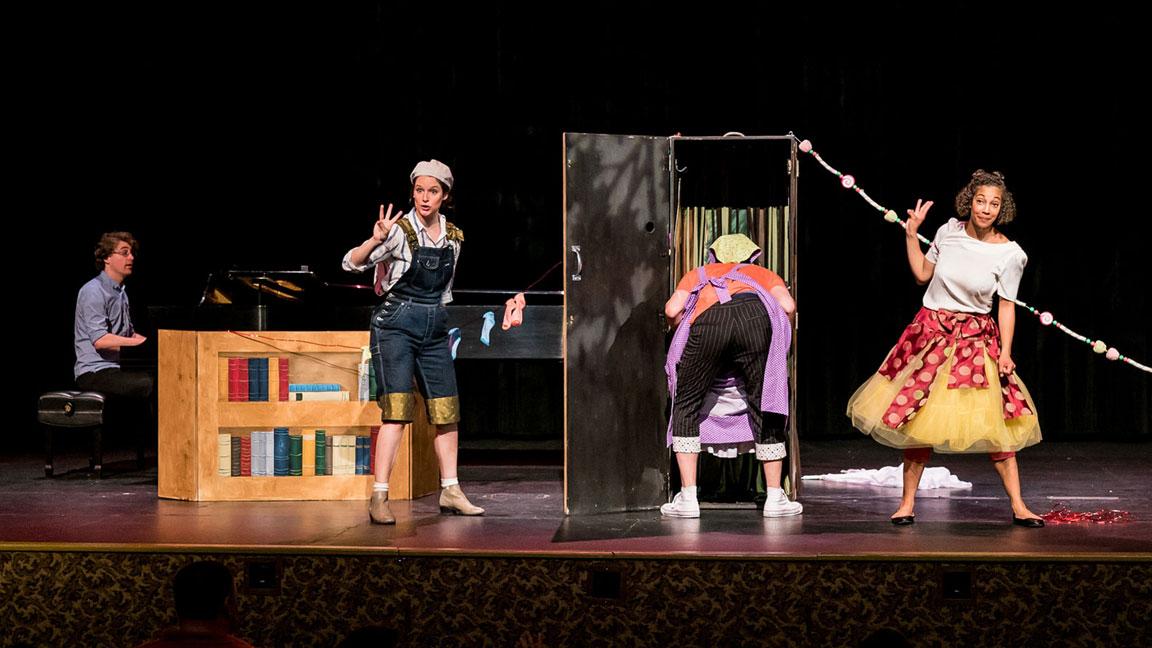 Opéra-bonbon : L'aventure gourmande d'Hansel et Gretel
