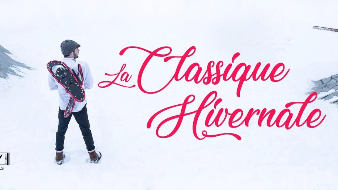 Classique hivernale de Charles Pellerin