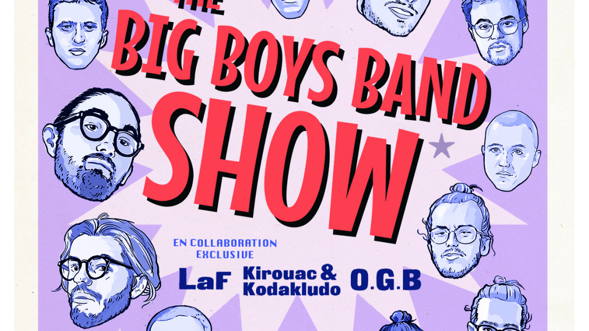 THE BIG BOYS BAND SHOW
