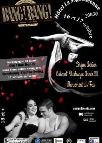 Cirquantique, Old Time Honey, Speakeasy Electro Swing