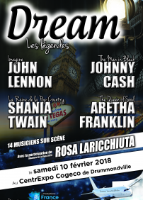 Dream les Légendes