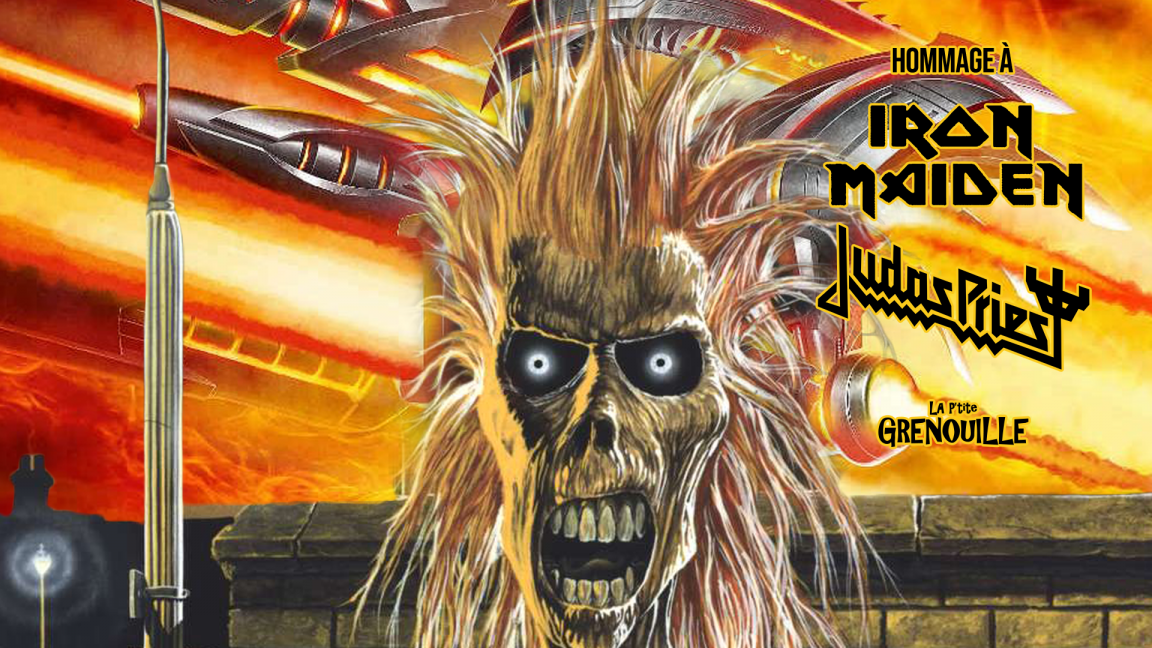 Tribute to Iron Maiden & Judas Priest