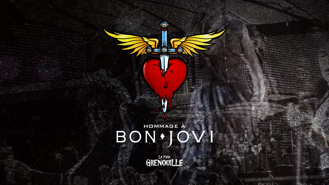 Tribute to Bon Jovi at La Ptite Gre