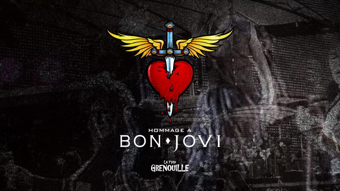 Hommage à Bon Jovi à la P'tite Gre