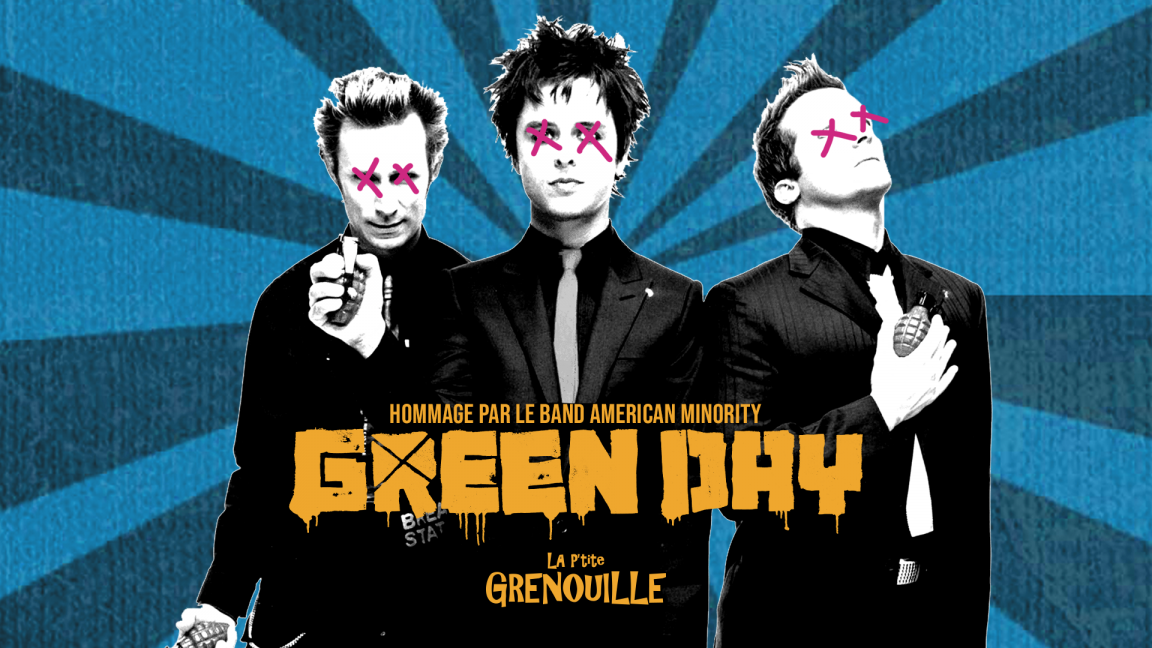 Tribute to Green Day at La Ptite Gre