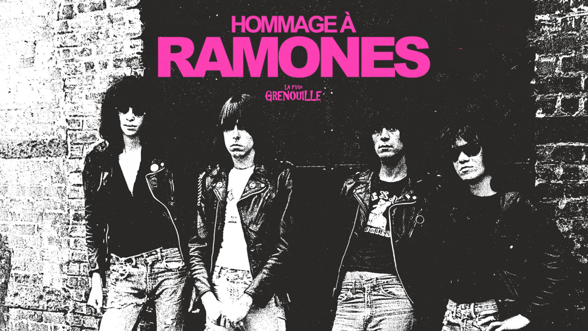 Hommage à The Ramones