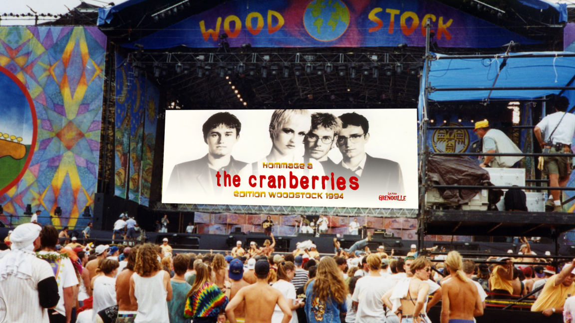 Tribute to Cranberries / Woodstock Edition 1994