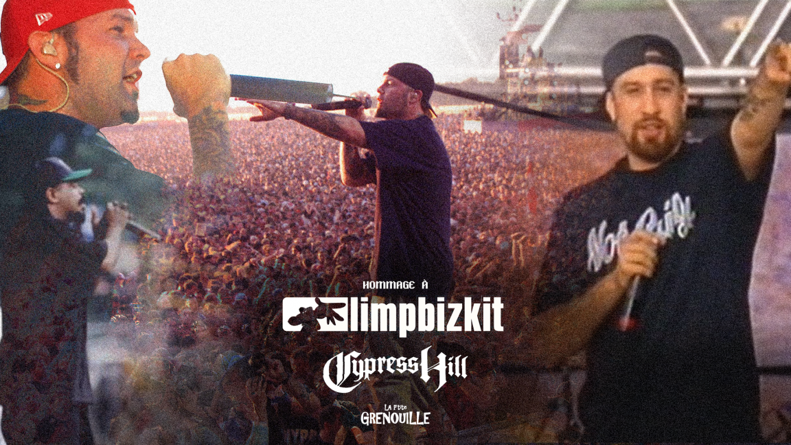 Tribute to Limp Bizkit & Cypress Hill