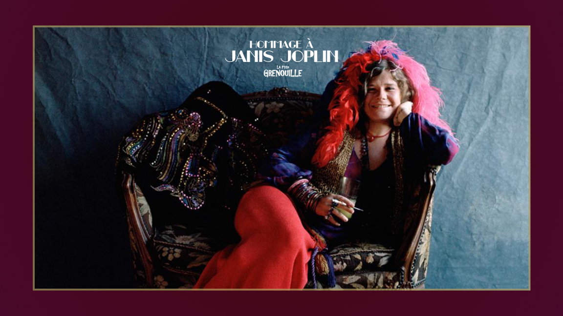 Tribute to Janis Joplin
