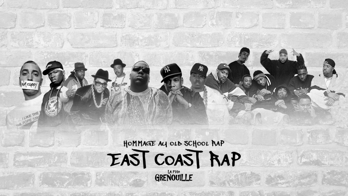 Tribute Old School Rap - East Coast Edition
