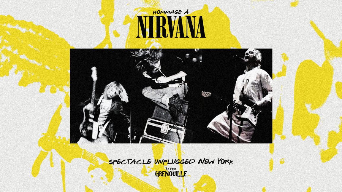 Hommage à Nirvana : L'intégral Unplugged in New York
