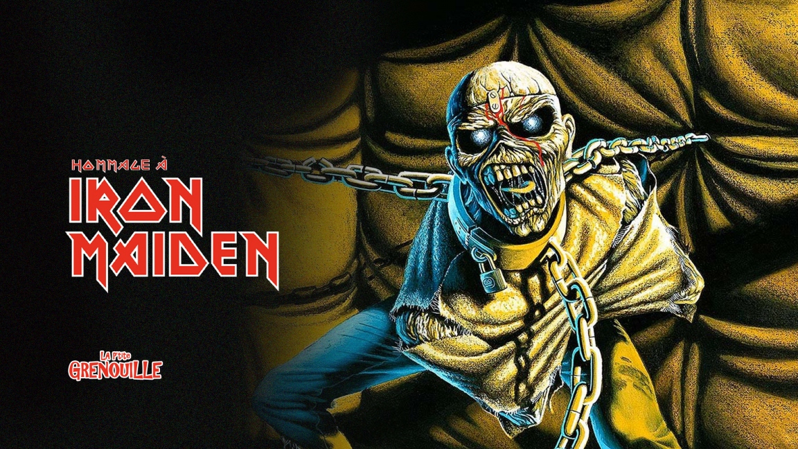 Tribute to Iron Maiden at La Ptite Gre
