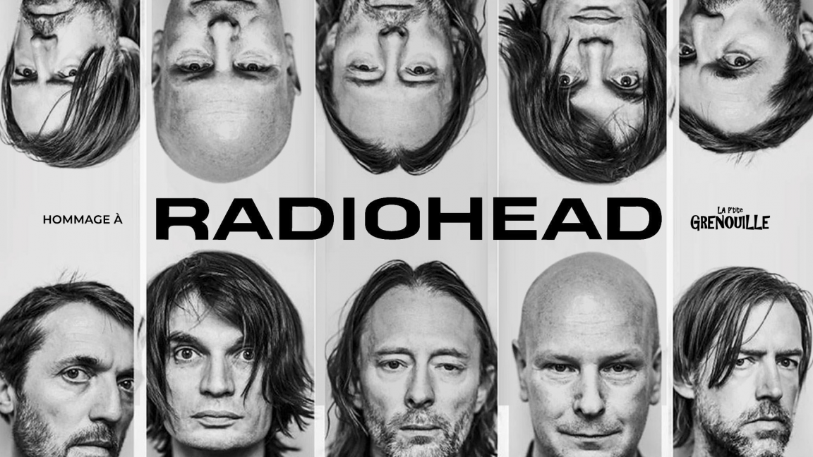 Tribute to Radiohead at La Ptite Gre
