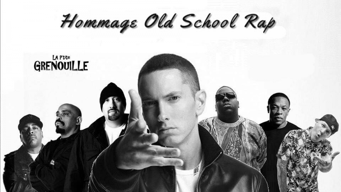Tribute to Old School Rap at La Ptite Gre