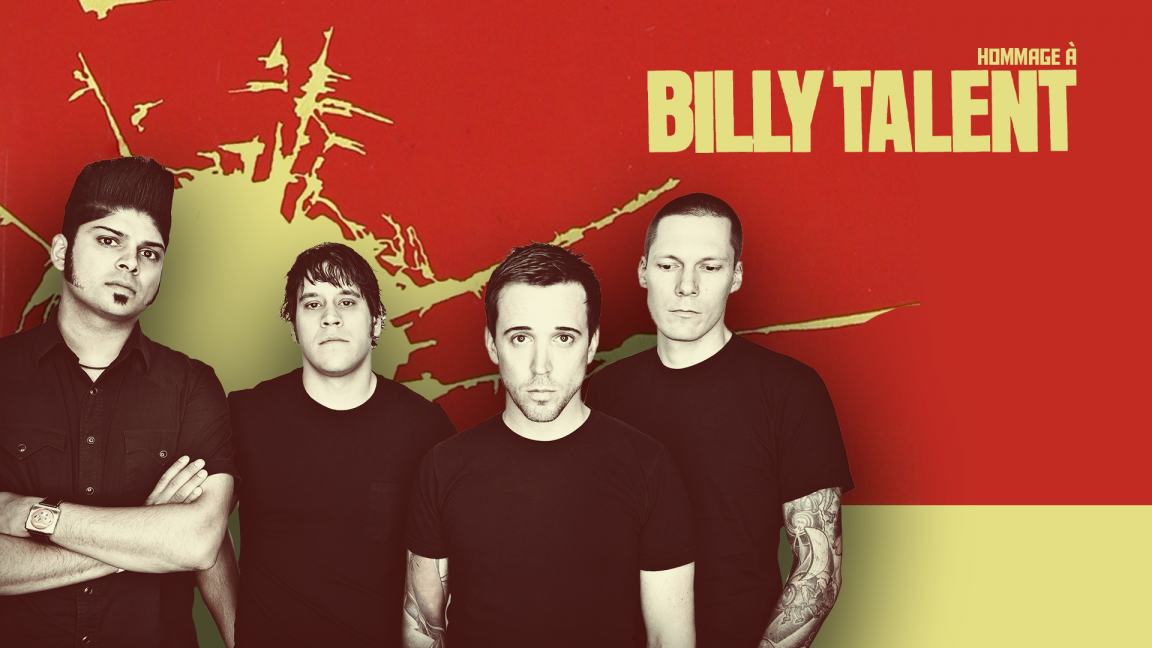 Tribute to Billy Talent at La Ptite Gre