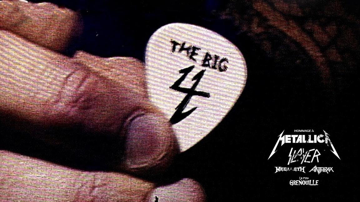 Tribute to The Big 4 (Metallica, Megadeth, Slayer, Anthrax)