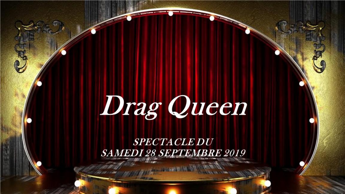 DragQueen (la rentrée scolaire)