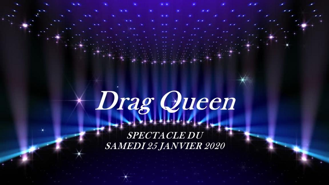 DragQueen Janvier