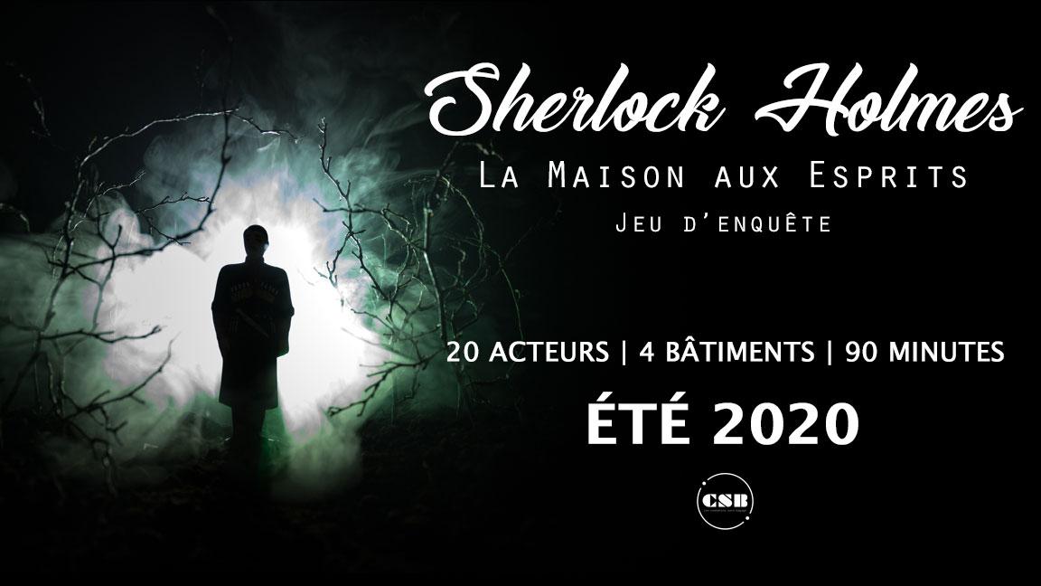Sherlock Holmes | La maison aux esprits