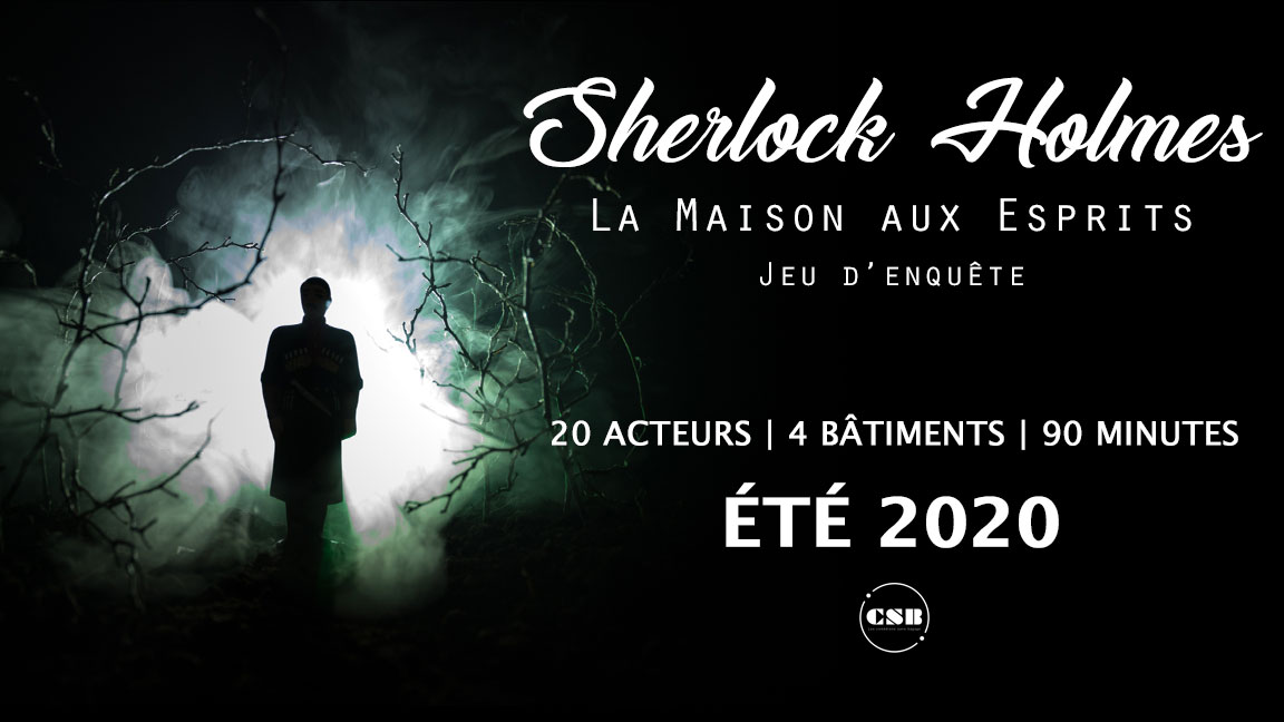 Sherlock Holmes   La maison aux esprits