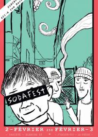 Soda Fest 2018 1er soir
