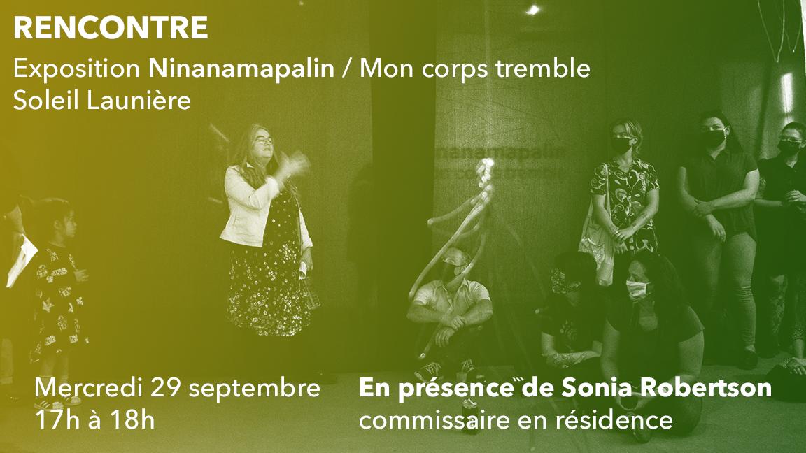 Rencontre / Ninanamapalin
