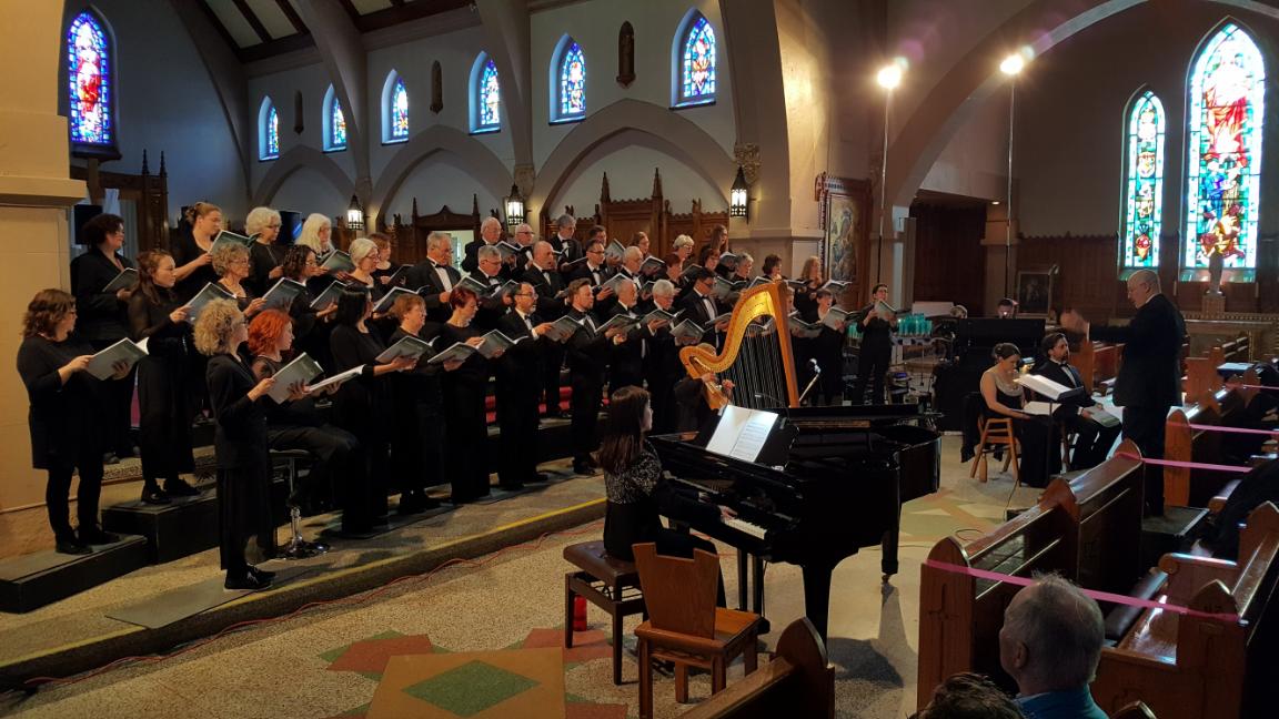 Noël dans la Chapelle des Ursulines : Ensemble Polyphonia de Québec
