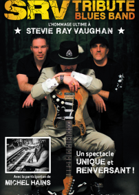 SRV blues tribute